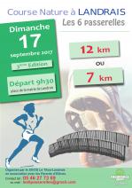 Affiche course 6 passerelles 17 septembre 2017 endu1
